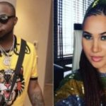 See What Caroline Danjuma Was Caught Doing To Davido's 'Fia' || WATCH