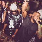No More Drama? Peter & Paul Okoye Spotted Partying Together In Lagos Club (Video)