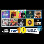 Top 10 Nigerian Songs For The Month – September Edition