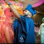 Banky W & Adesua Wed In Grand Style [SEE PICTURES]