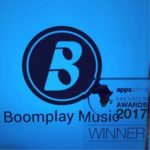 BOOMPLAY MUSIC WINS 'BEST AFRICAN APP' AWARD AT THE AppsAfrica INNOVATION AWARDS 2017