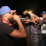 Yikes! Fans Startled as Falz and Dremo Storm Coke Studio Concert