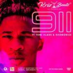 KrizBeatz – 911 ft. Yemi Alade & Harmonize [New Song]