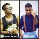 """Guy Man No Fit Guy Guy Man"" – Wizkid Shades Shatta Wale Upon Arrival In Ghana 