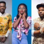 Watch The Moment Simi Chooses Between Falz & Adekunle Gold