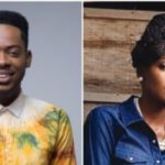 """Your Father"" – Adekunle Gold Comes For Simi Over Her Comment On His New Haircut"