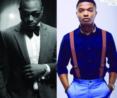 """""""F*ck Wizkid"""" – Fan Curses Singer In The Presence Of Davido's Brother 