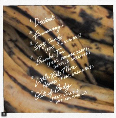 """Jidenna Unveils Artwork & Tracklist Of """"Boomerang"""" EP"""