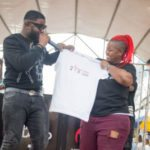 M.I, Skales, Yung L, Wofai Fada Shut Down Computer Village At DJ Lambo's Free Music Concert (Pictures)