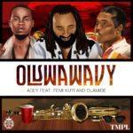 Adey – Oluwa Wavy ft. Olamide & Femi Kuti [New Song]