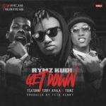 Rymz Kudi – Get Down ft. Terry Apala & Tidinz  + All Work And No Play