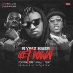 Rymz Kudi – Get Down ft. Terry Apala & Tidinz  + All Work And No Play