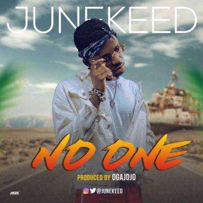 "[AUDIO + LYRIC VIDEO]: Junekeed – ""No one"""