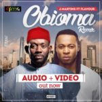 J.Martins – Obioma (Remix) ft. Flavour [New Video]