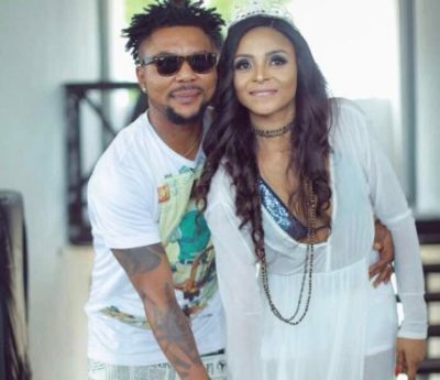 Oritsefemi Publicly Apologizes To His Wife, Nabila For Beating Her Up In Front Of Their Daughter 1
