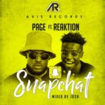Page – Snapchat ft. Reaktion (Prod. By Josh)