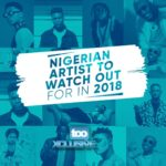 TooXclusive's Artistes To Watch In 2018!!!