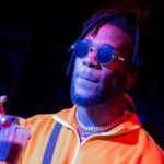 Watch Burna Boy's Mom Steal The Show With Her Dance Moves