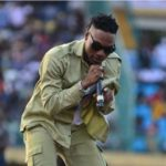 Singer, L.A.X Reveals Why He Performed In His NYSC Uniform At Olamide's Concert