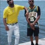 Davido Sends Condolences To Olamide On Mum's Death