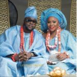 Omawumi & Tosin Yusuf Step Out For Traditional Marriage [SEE PICTURES]