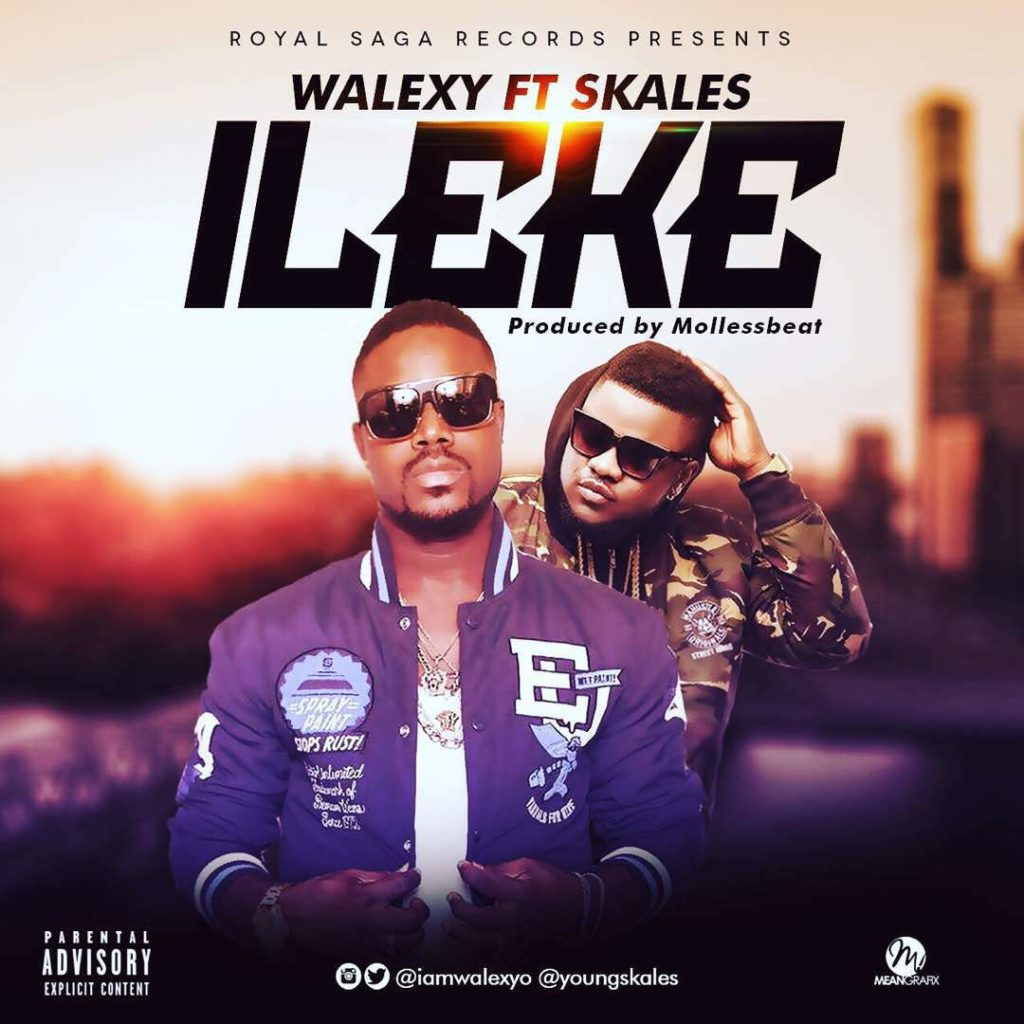 [VIDEO+AUDIO]: Walexy – ILeke (ft. Skales)