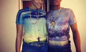 Wizkid & Ex-Girlfriend, Tania Omotayo Seen Partying Together Amidst Makeup Rumours || WATCH