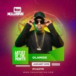 "TX Artiste of the Month #TxAOTM – ""Olamide"""