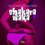 VIDEO + AUDIO: Pixie x Chidokeyz x Ben Anansi – Shakara Waka (Prod. Syn X)