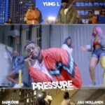 Yung L – Pressure ft. Sarkodie [New Video]