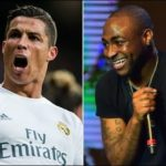 Davido's Collaboration With Cristiano Ronaldo; Here's What You Need To Know