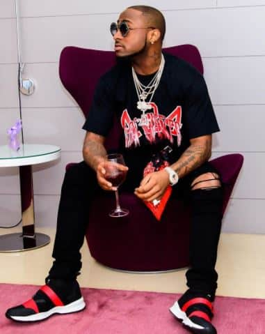 Exposed! Davido Stole The Hook For