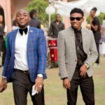 Davido Helps Mayorkun Replace Stolen '30 Billion' Gang Neck Chain