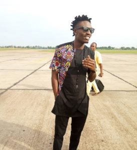 "BBNaija 2 Winner, Efe Unveils Release Date For ""Am Sorry Am Winning"" EP"