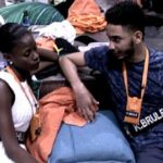 Big Brother Naija: Khloe And K.Brulé Disqualified, Miracle And Nina Caught In The Act?