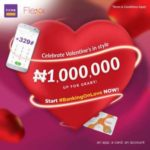 Spend Your Money And Get It Back – With Extra! – This Valentine's Season By #BankingOnLove
