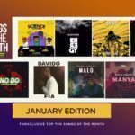 Top 10 Nigerian Songs For The Month – January 2018 Edition