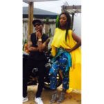 Wizkid & Tiwa Savage Caught Kissing In Ghana – Witness || WATCH