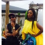 Watch Wizkid & Tiwa Savage Stick Together At Patoranking's Album Listening Party Last Night