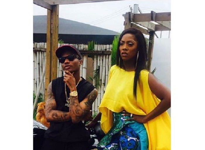 The Older The Berry, The Sweeter The Juice – Tiwa Savage Confirms Her Relationship With Wizkid || Watch Video 1