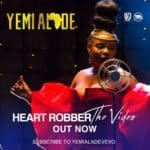 Yemi Alade – Heart Robber [New Video]
