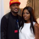 See What Happened Between 2Baba & His Wife