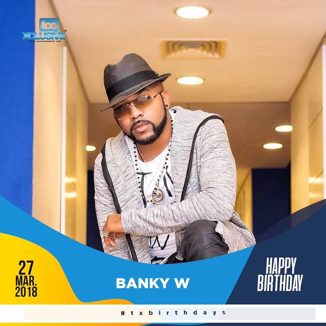 Birthday Banky W