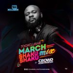 "TooXclusive ""Shaku Shaku March Mix"" Hosted By DJ Crowd Kontroller"