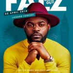 PHOTOS: Falz Arrives UK For Easter Concert, Hosted By Bahd Guys & SMADE Entertainment
