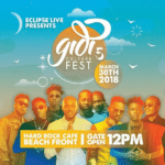 GIDI FEST 2018 Line-Up Announced Featuring Wizkid, 2Face, Adekunle Gold & Many More