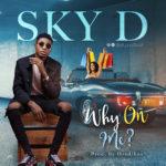 [Song] Sky D – Why On Me? (Prod. Ozedikus)