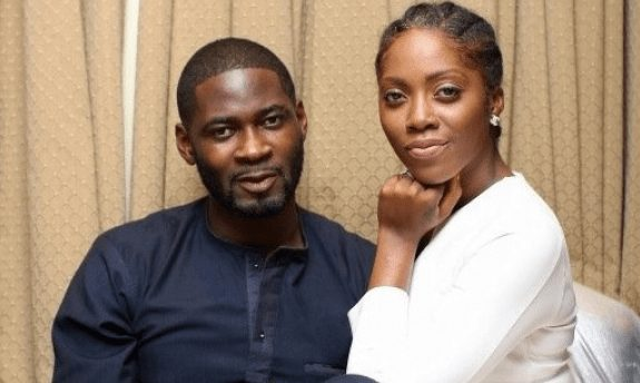 Tiwa Savage & TeeBillz Celebrate Their Son, Jamil On His 5th Birthday 1