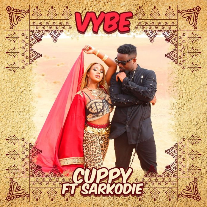 "DJ Cuppy - ""Vybe"" ft. Sarkodie"