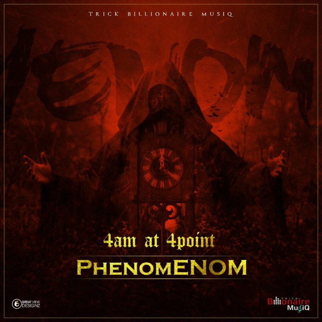 Phenom 4 AM At 4 Points